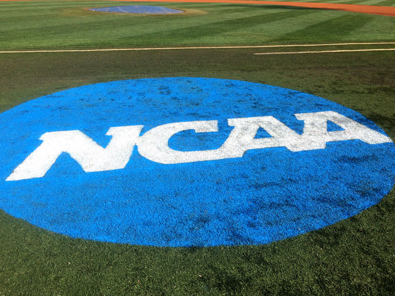 NCAA Field Logo
